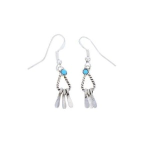 About Zuni Earrings