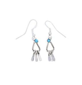 About Zuni Earrings