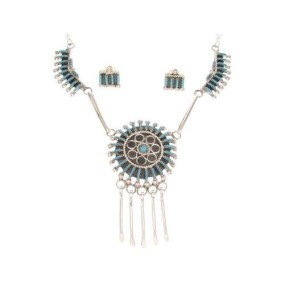 About the Zuni Necklace
