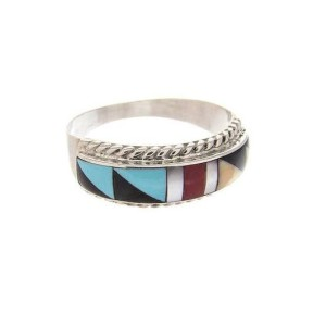About Zuni Rings